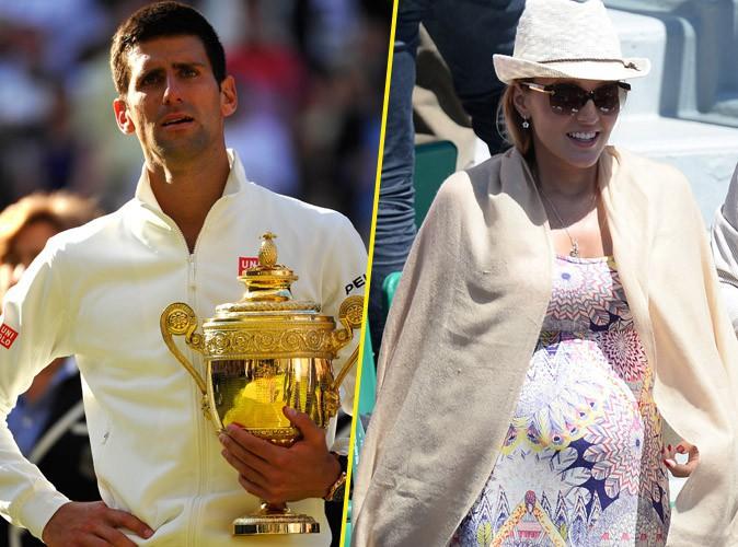 Novak Djokovic : nouveau sacre rempli d'émotion à Wimbledon, sous les yeux de sa fiancée enceinte, Jelena Ristic !