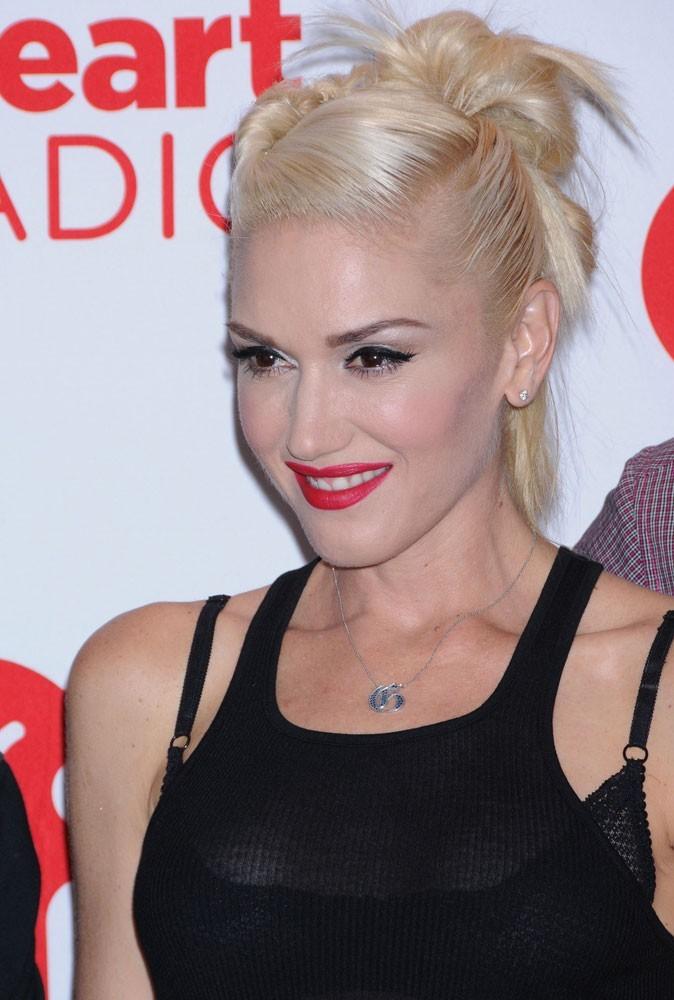 Photos : Gwen Stefani soutient Barack Obama