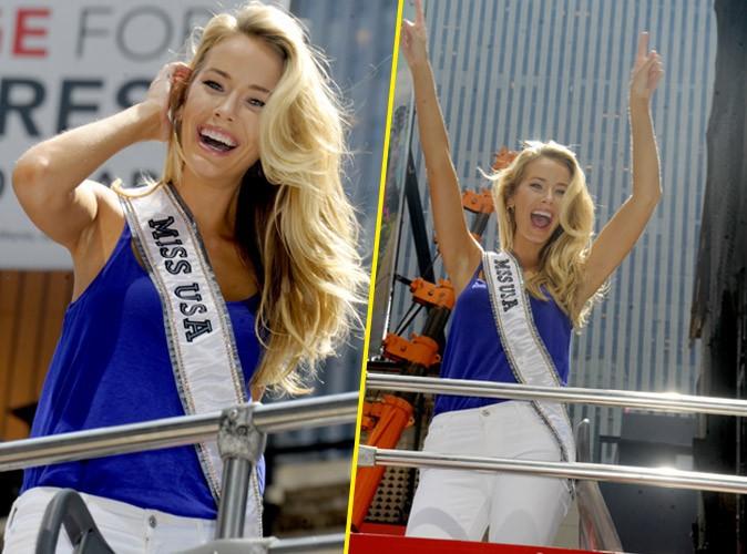 Photos : Olivia Jordan : la cool-attitude d'une bombe made in USA !