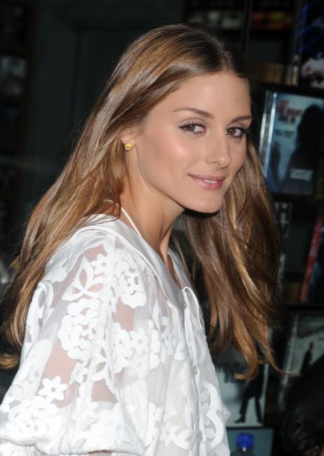 """Olivia Palermo se rendant à la projection de """"Girl Most Likely"""" à New York, le 15 juillet 2013."""