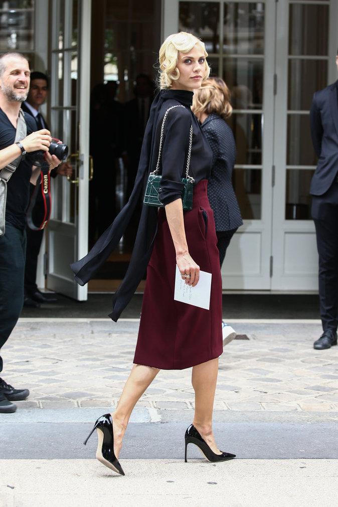 Aymeline Valade à Paris le 4 juillet 2016
