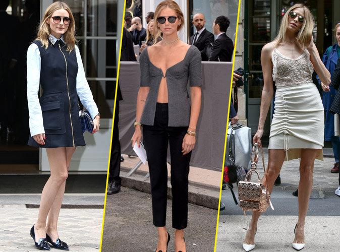 Olivia Palermo, Chiaria Ferragni, Elena Perminova... Pluie de it-girls au défilé Dior Haute Couture !