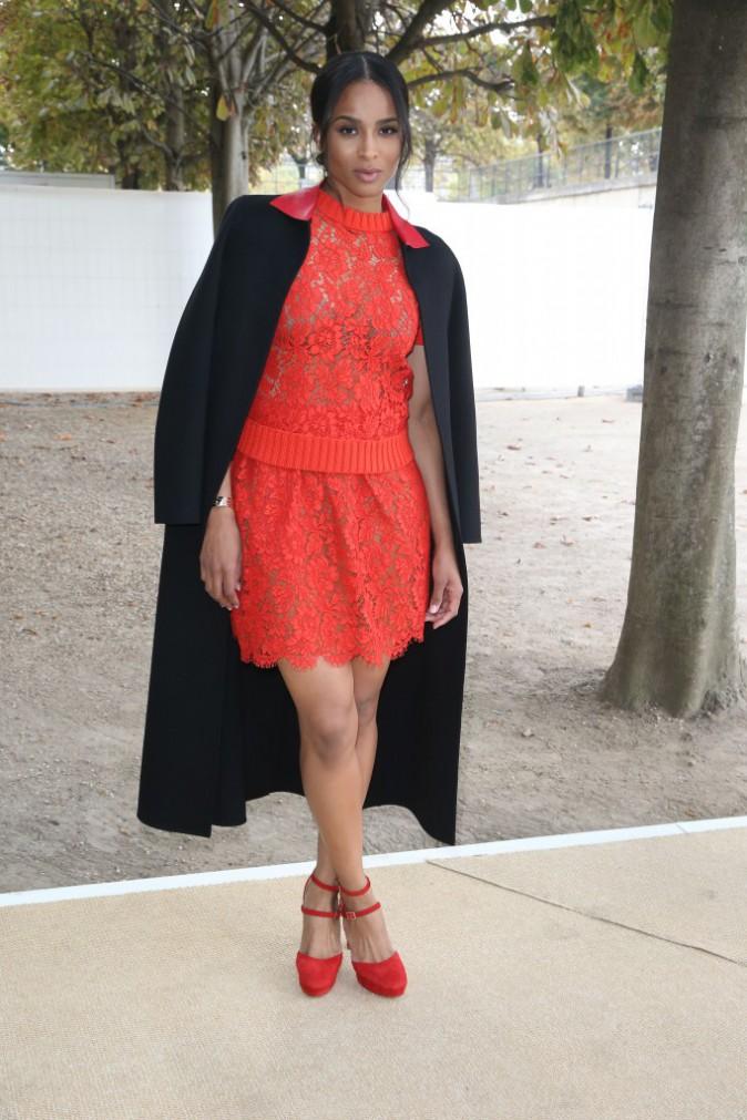 Ciara le 30 septembre 2014