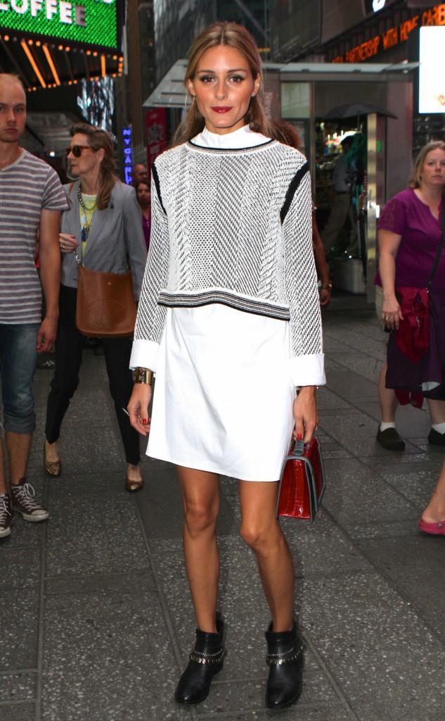 Olivia Palermo : Pour Sephora, elle fait parler sa beauté !