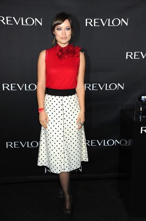 Toujours fashion sur le tapis rouge !