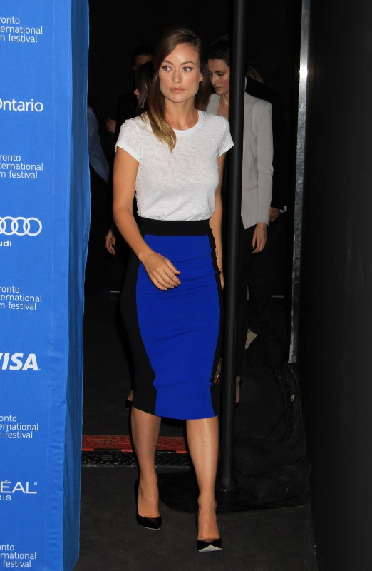 Olivia Wilde lors du Festival International du Film de Toronto, le 10 septembre 2013.