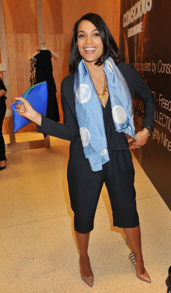 Photos : Olivia Wilde et Rosario Dawson : ambassadrices de charme pour H&M Conscious !