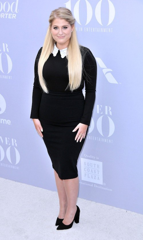 Meghan Trainor à la soirée Women in Entertainment à Los Angeles, le 5 décembre 2015