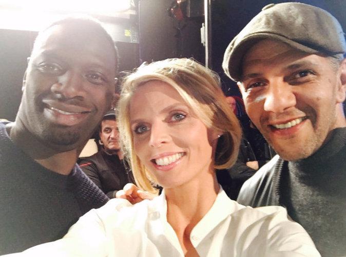 Photos : Omar Sy, Baptiste Giabiconi et Rayanne Bensetti : pluie de stars chez Arthur!