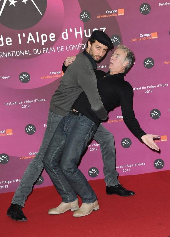 En mode tango avec Arie Elmaleh