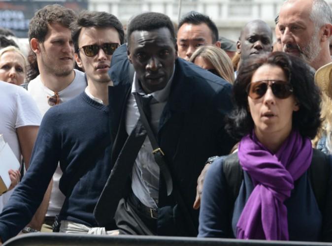 Omar Sy tel un zombie à Venise... Flippant !
