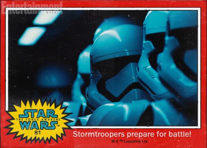 Une escouade de Stormtroopers