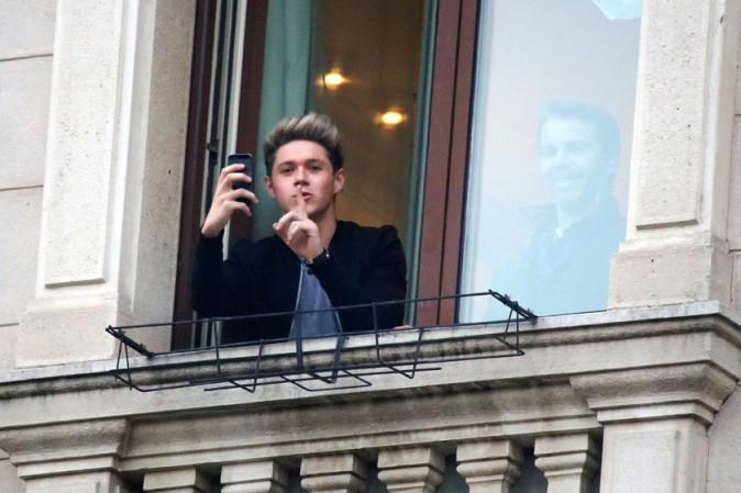 Niall Horan à Milan le 12 décembre 2013