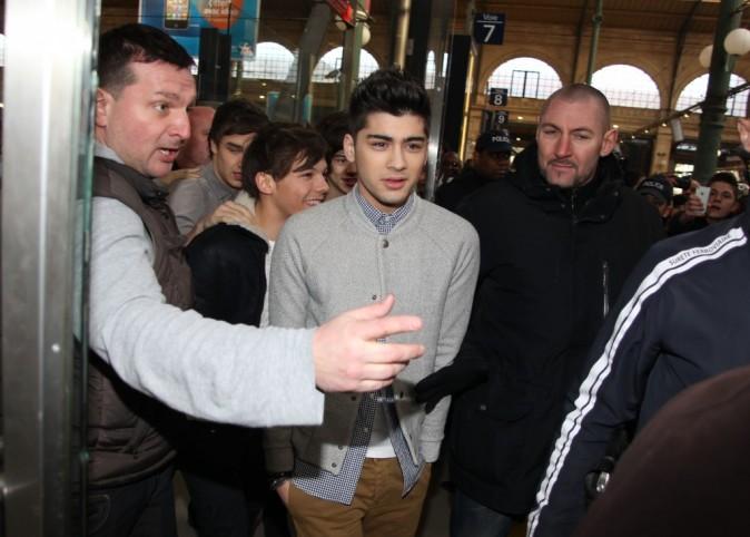 L'arrivée de One Direction !