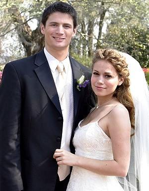 Ils se sont mariés !