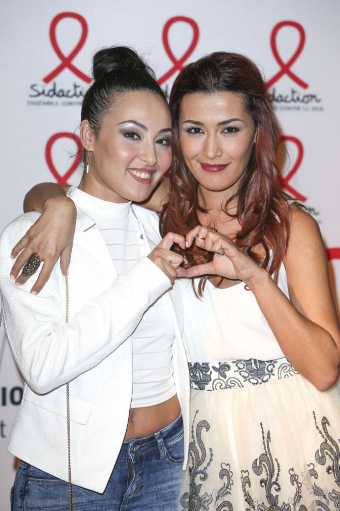 Karima Charni et soeur Hedia Charni