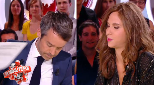 Photos : Ophelie Meunier: le nouvel atout charme du Petit Journal !