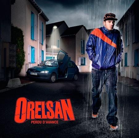 Pour son premier album Orelsan était largement plus street style...