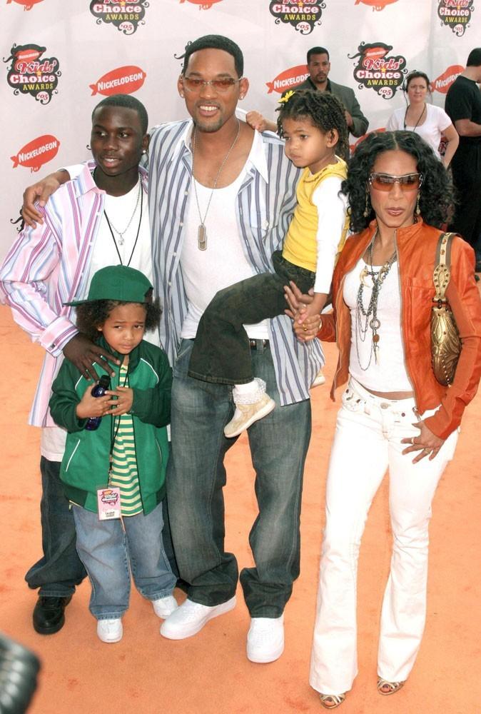 C'est ce qui s'appelle une famille nombreuse !