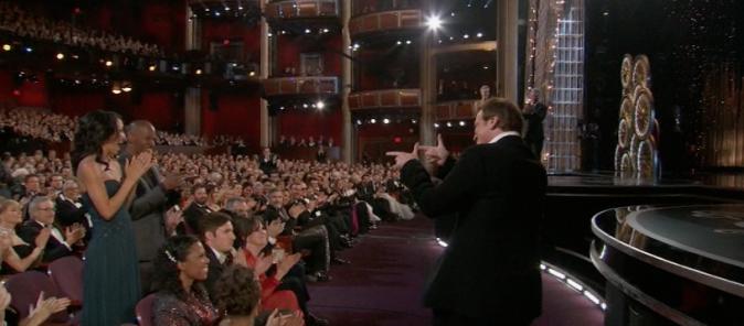 La joie de Quentin Tarantino