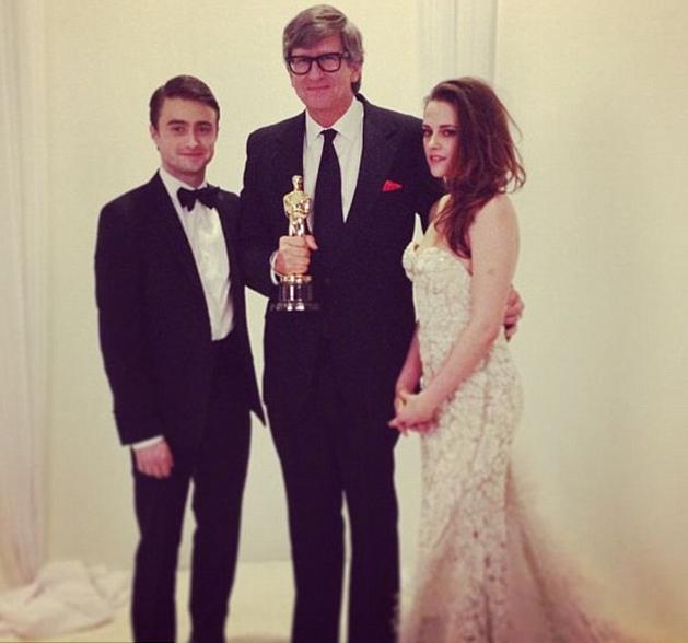 Photos : Oscars 2013 : tous les dessous des coulisses !
