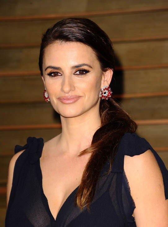 Penelope Cruz à l'after-party des Oscars organisée par Vanity Fair le 2 mars 2014