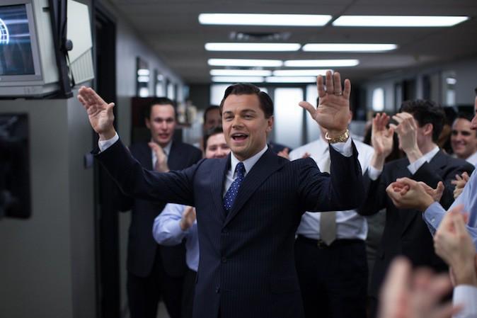 """Leonardo DiCaprio nommé """"meilleur acteur"""" pour Le loup de Wall Street"""
