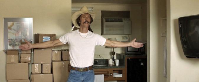 """Matthew McConaughey nommé """"meilleur acteur"""" pour Dallas Buyers Club"""