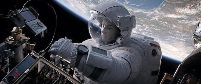 """Sandra Bullock nommée """"meilleure actrice"""" pour Gravity"""