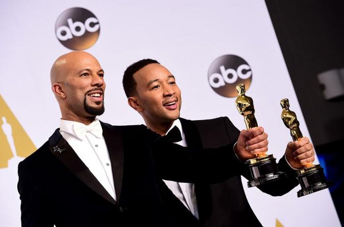 Oscars 2015 : Nouveau triomphe pour John Legend et Common !