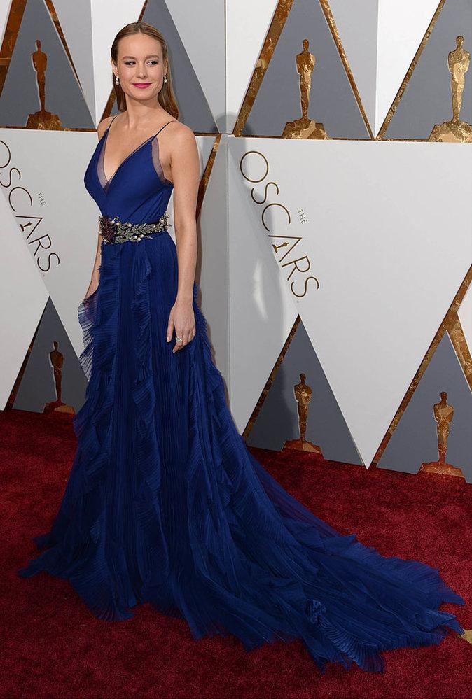 Brie Larson a été récompensée pour son rôle dans Room