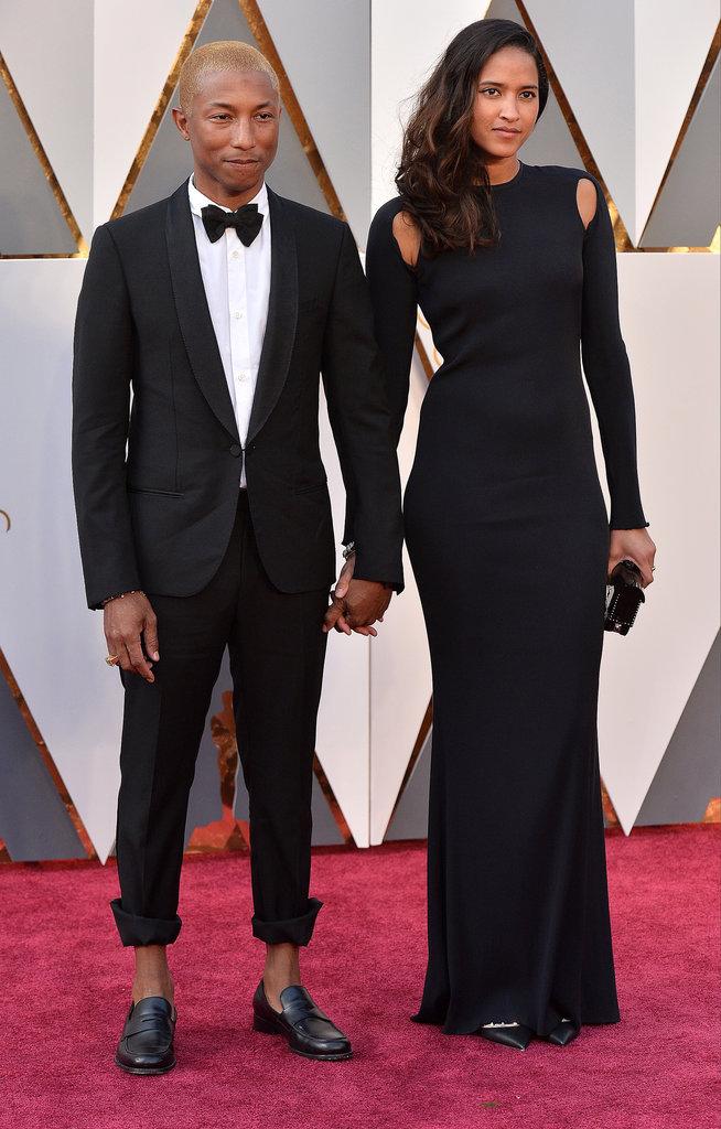Pharrell Williams et Helen Lasichanh