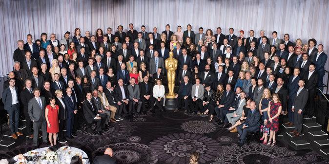 Nommés Oscars 2016