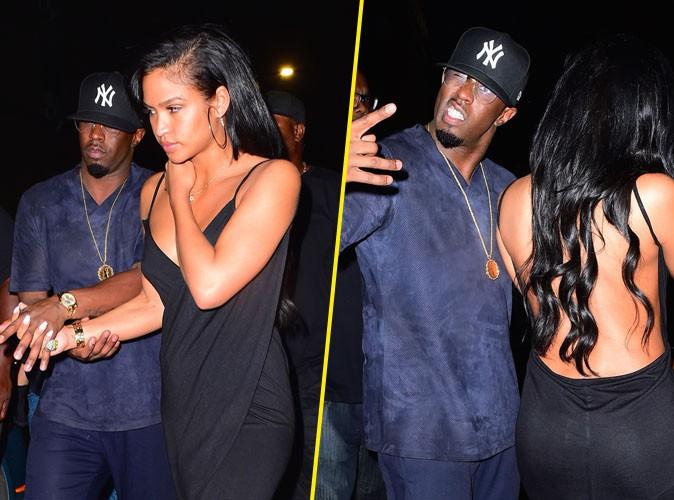P. Diddy et Cassie : amoureux comme au premier jour !