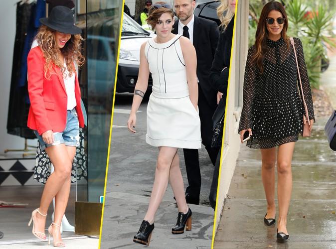 Photos : Palme Fashion : Beyoncé, Kristen Stewart, Lily Aldridge... Qui a été la plus stylée de la semaine ?