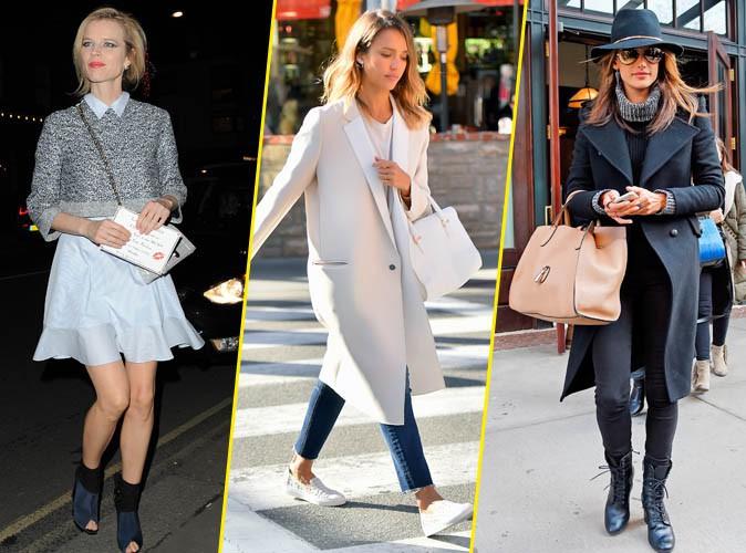 Palme Fashion : Eva Herzigova, Jessica Alba, Alessandra Ambrosio... Qui a �t� la plus styl�e de la semaine ?