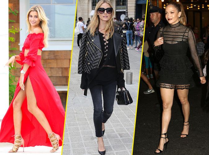 Photos : Palme Fashion : Hailey Baldwin, Olivia Palermo, Jennifer Lopez... Qui a été la plus stylée cette semaine ?