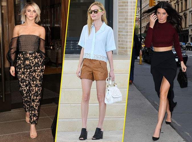 palme fashion, Julianne Hough, Kate Bosworth, Kendall Jenner, mode, classement