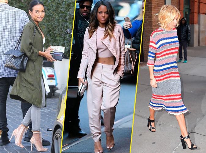 Palme Fashion : Karrueche Tran, Christina Milian, Sienna Miller... Qui a �t� la plus styl�e de la semaine ?