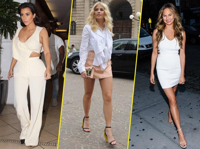 La Palme Fashion : Kim Kardashian, Pixie Lott, Chrissy Teigen… Qui a été la plus stylée de la semaine ?