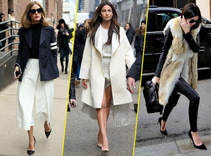 Photos : Palme Fashion : Olivia Palermo, Lily Aldridge, Kendall Jenner... Qui a été la plus stylée de la semaine ?