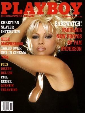 Photos : Pamela Anderson fait la couverture de Playboy en 1994