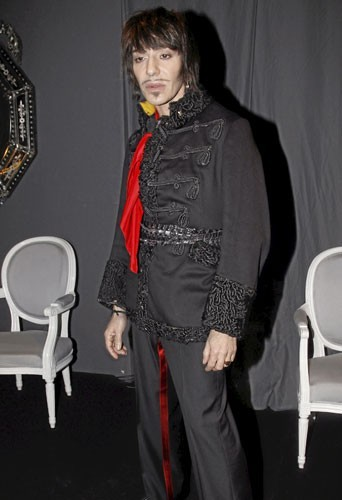 Fashion Week de Paris : John Galliano au défilé Dior
