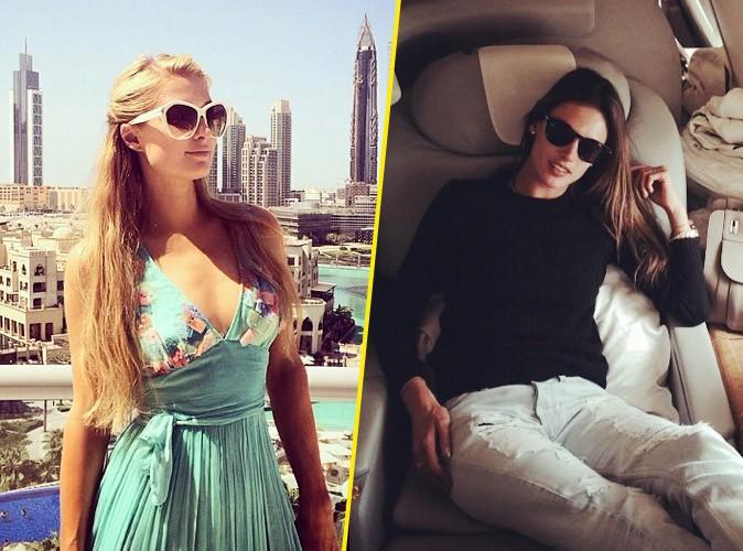 Paris Hilton, Alessandra Ambrosio... Les stars débarquent à Dubaï pour l'ouverture d'un restaurant grand luxe !
