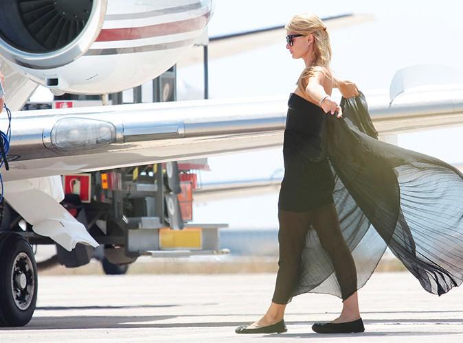 Paris Hilton à Ibiza le 3 août 2013