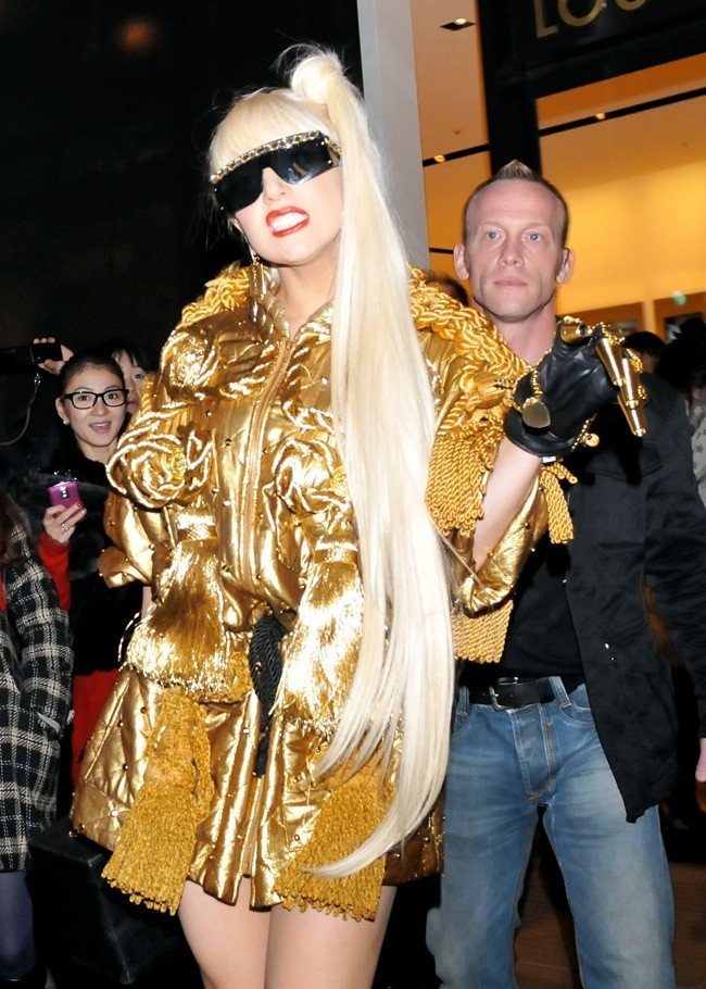 Lady Gaga est rentrée à New York