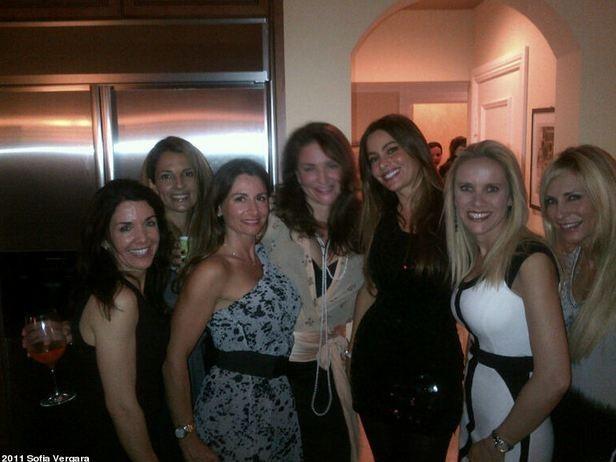 Sofia Vergara et ses copines, après Mexico...Las Vegas !