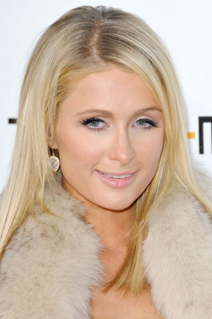 Paris Hilton, Hollywood, 7 février 2013.