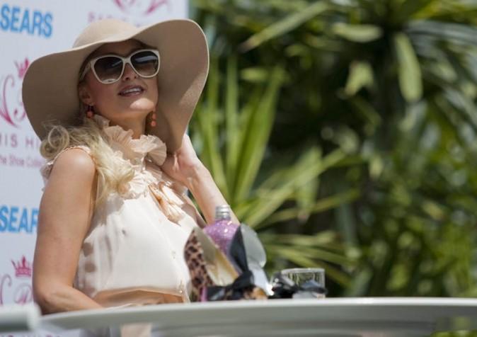 Pour elle, il y a Paris Hilton, et puis les autres...