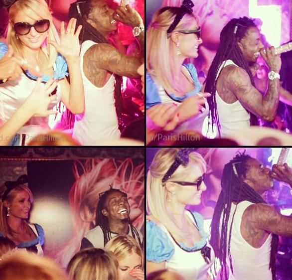 Paris Hilton et Lil Wayne se rapprochent !